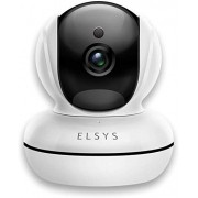 Câmera Wi-Fi Elsys Hd Esc-Wr2 Rotacional Interna
