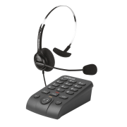 Headset Intelbras HSB 40 com Teclado 4013342