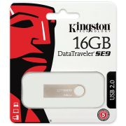 Pen Drive 16 GB Kingston Datatraveler SE9 USB 2.0