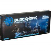 Teclado USB Gamer Fortrek GK702 BlackHawk Preto 54633