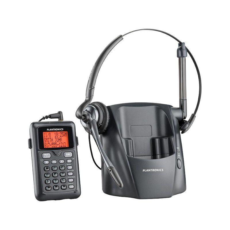 Bateria Telefone sem fio Headset Plantronics CT14 2,4V 850mAh