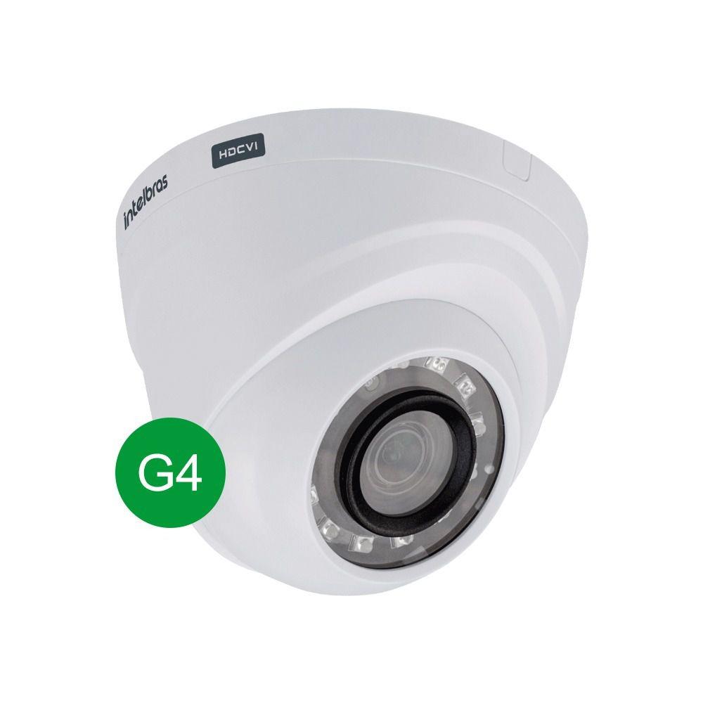 Câmera Infravermelho Intelbras  VHD 1220 D G4 Full HD Lente 2,8 Infra 20 metros