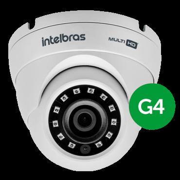 Câmera Infravermelho Intelbras VHD 3220 D G4 Full HD 1080P L