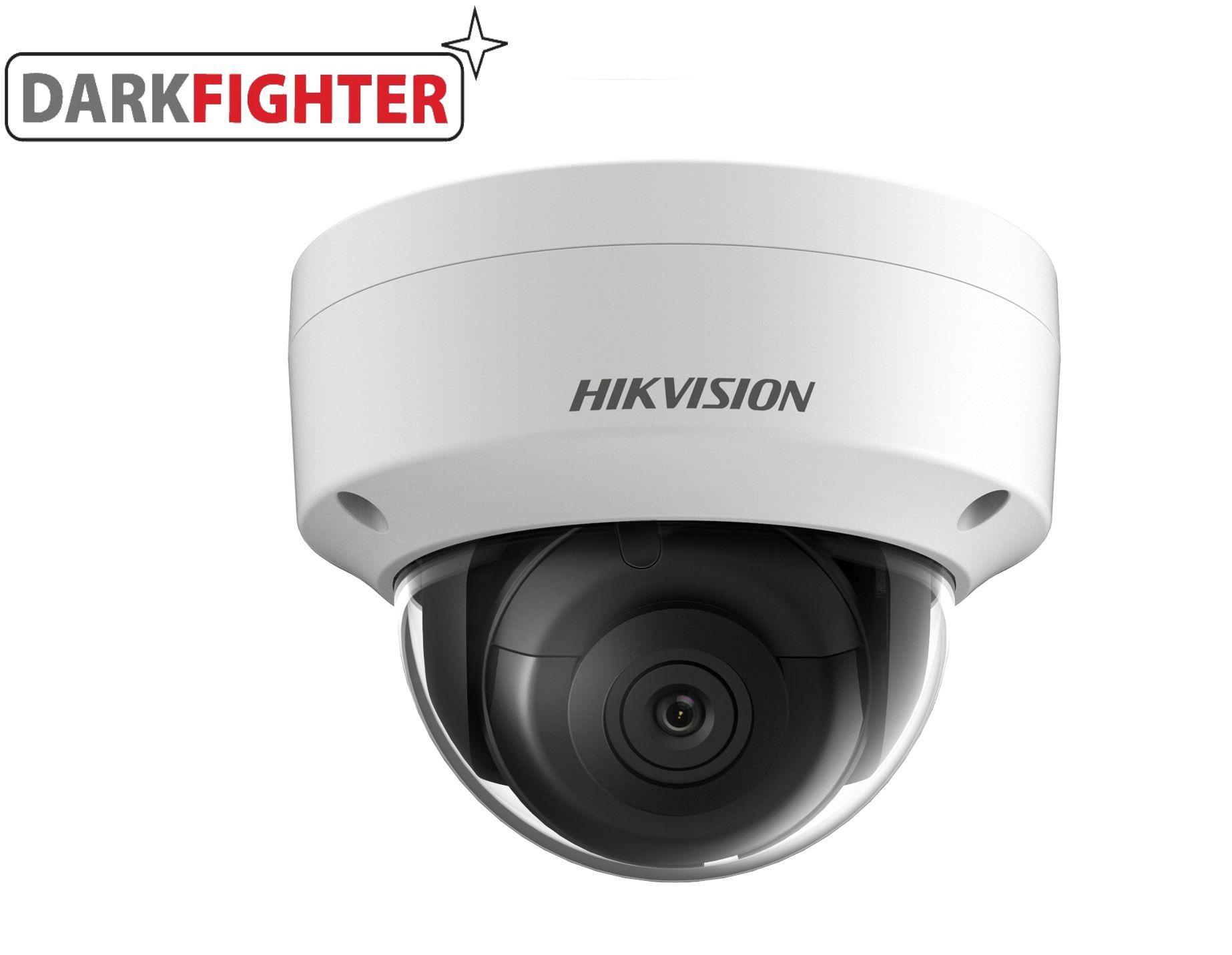 Câmera  IP Hikivision DS-2CD2135FWD-IS 3MP Lente 4mm