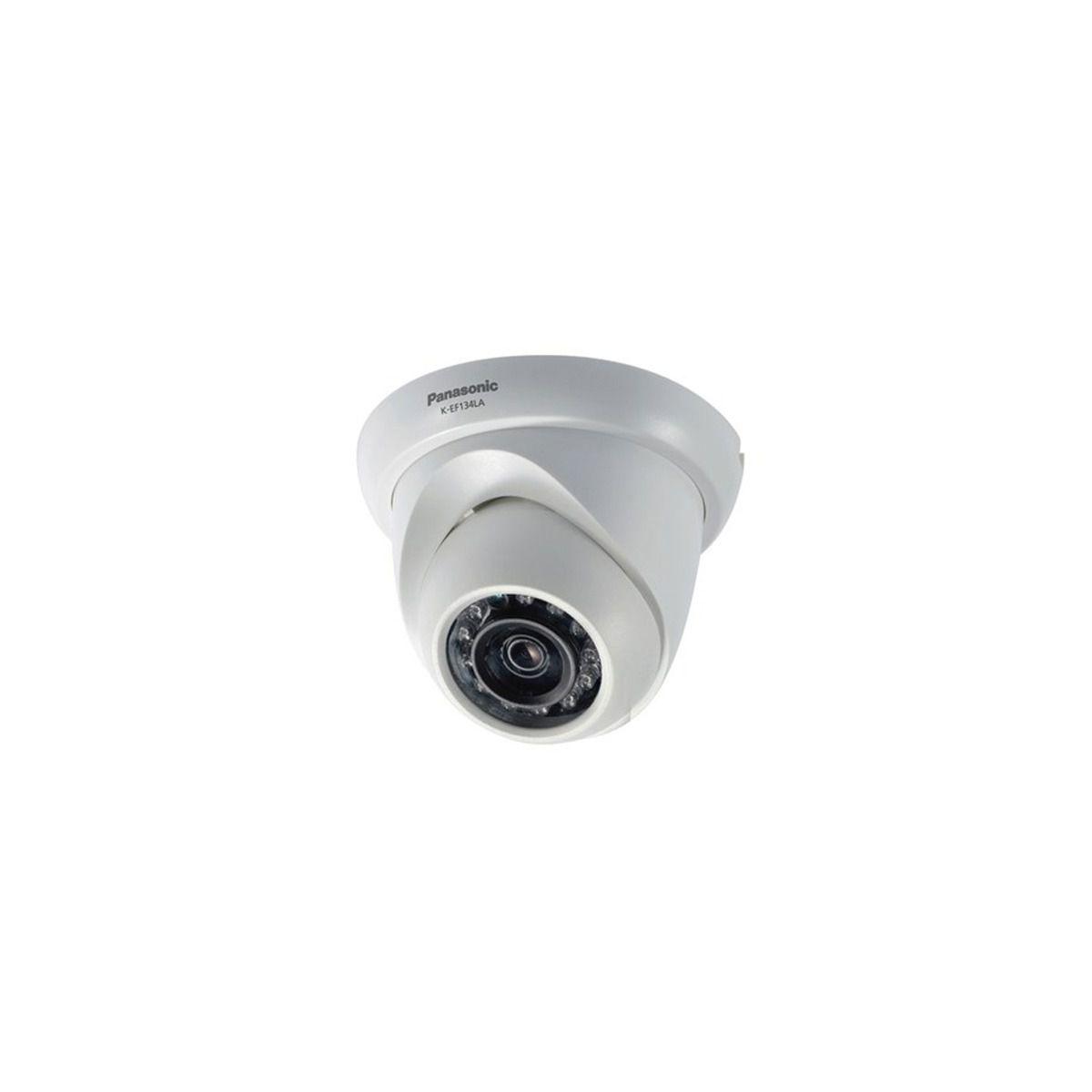 Camera IP Panasonic K-EF134L03AE Poe Lente 3,6mm