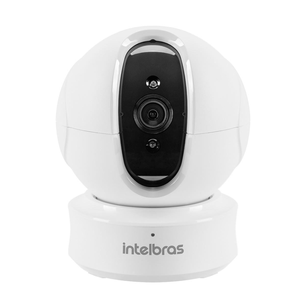 Câmera Wifi Intelbras Hd Mibo IC4 360 Graus Infra 10 Metros