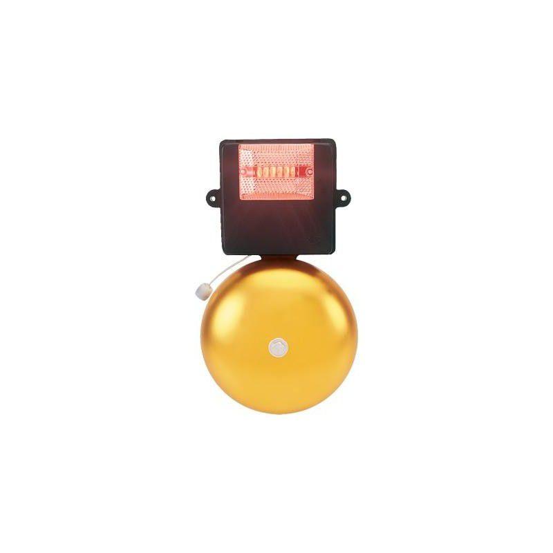 "Campainha Telefone Danval CF10.1 6"" Potencia PABX 127V LED"