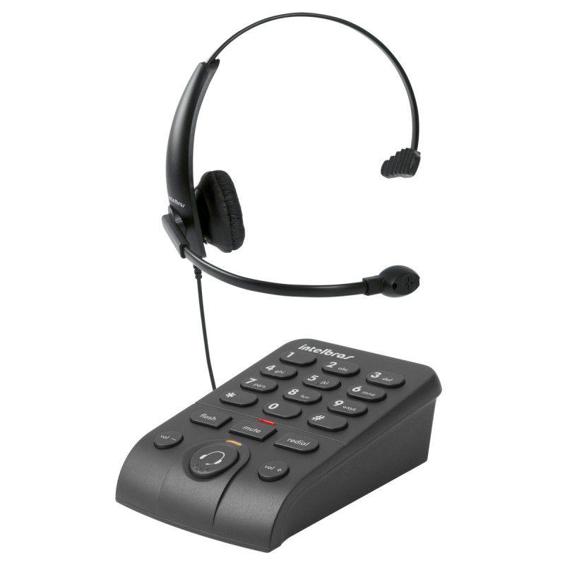 Headset Intelbras HSB50 com Teclado