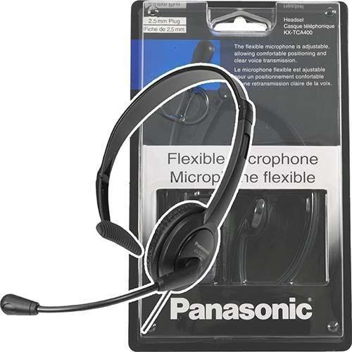 Headset Panasonic KX-TCA400