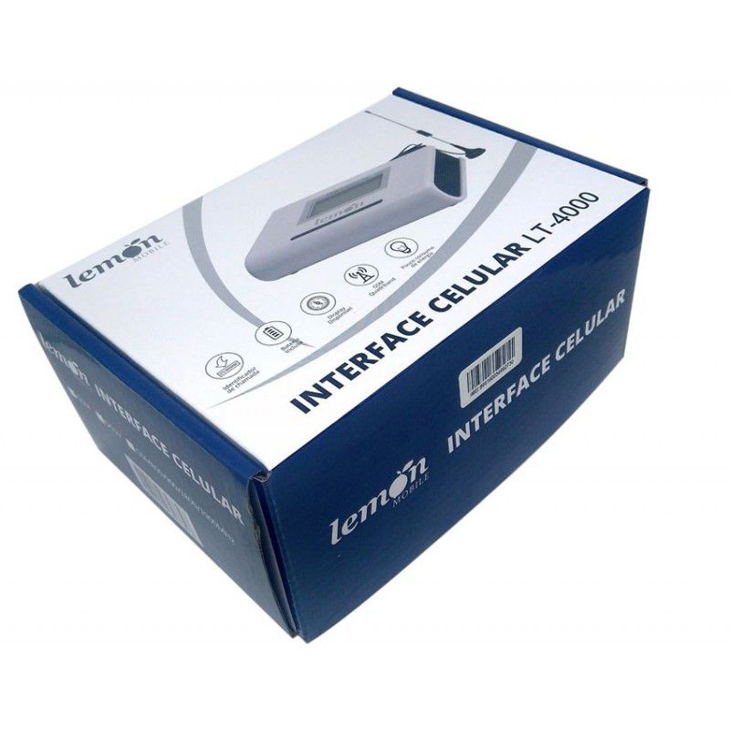 Interface Celular Lemon LT 4000