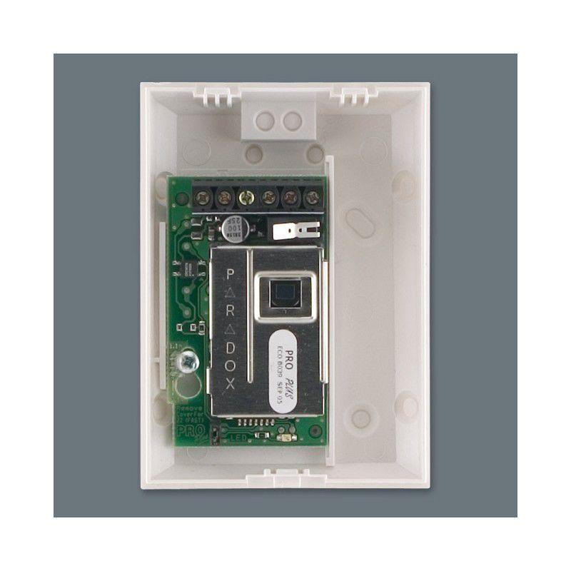 Kit 04 Sensores Paradox Infravermelho 476 Pro Plus