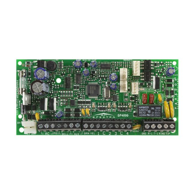 Kit Alarme Paradox Sp4000 + Teclado K10 + 4 Sensores Pro Plus + Acessórios Instalação