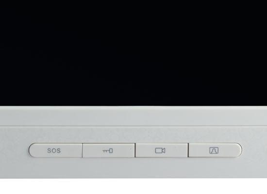 Monitor de Vídeo Porteiro IP Hikvision DS-KH6310-WL