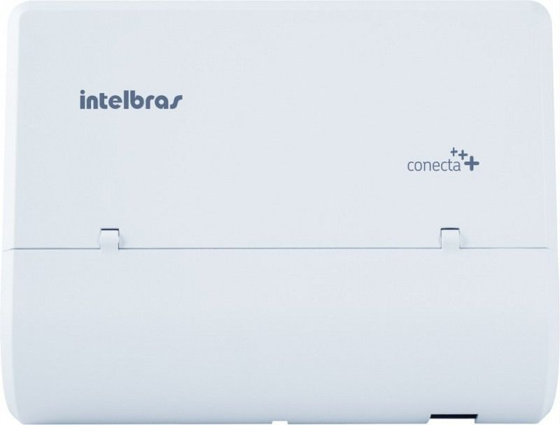 PABX Intelbras Conecta+ 02 Troncos 04 Ramais