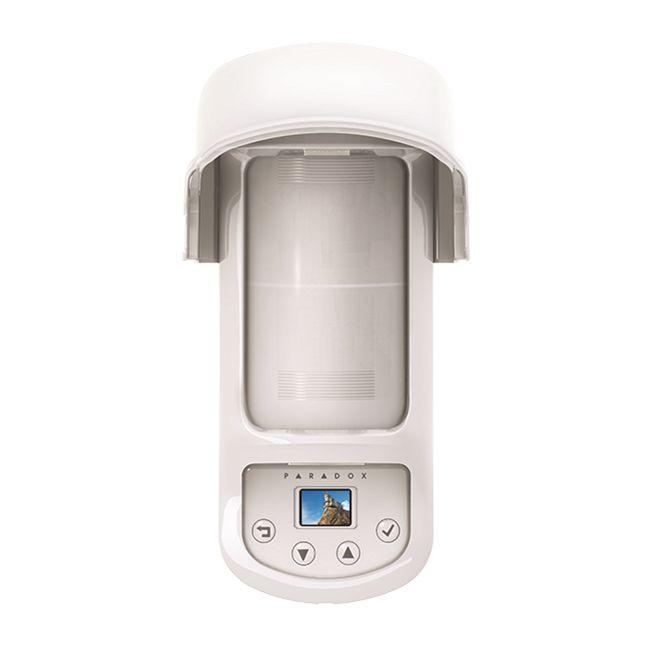 Sensor Paradox NVX80 Anti Máscara  Alta Tecnologia para uso Interno/Externo