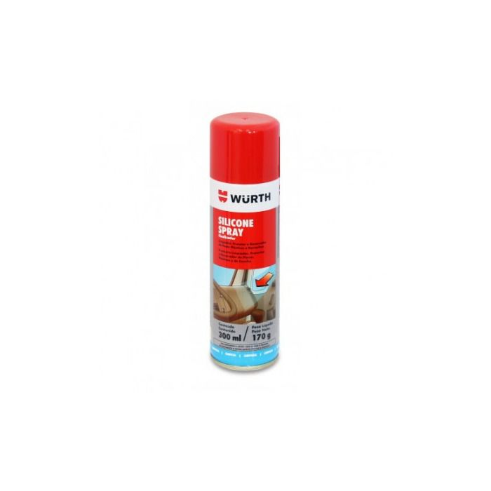 Silicone Spray Wurth 300ml