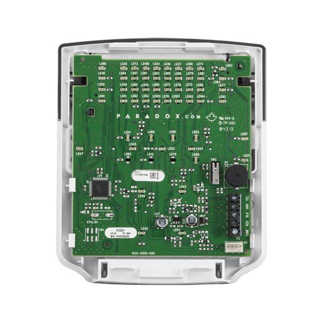Teclado Paradox K32 Led para SP6000/SP7000