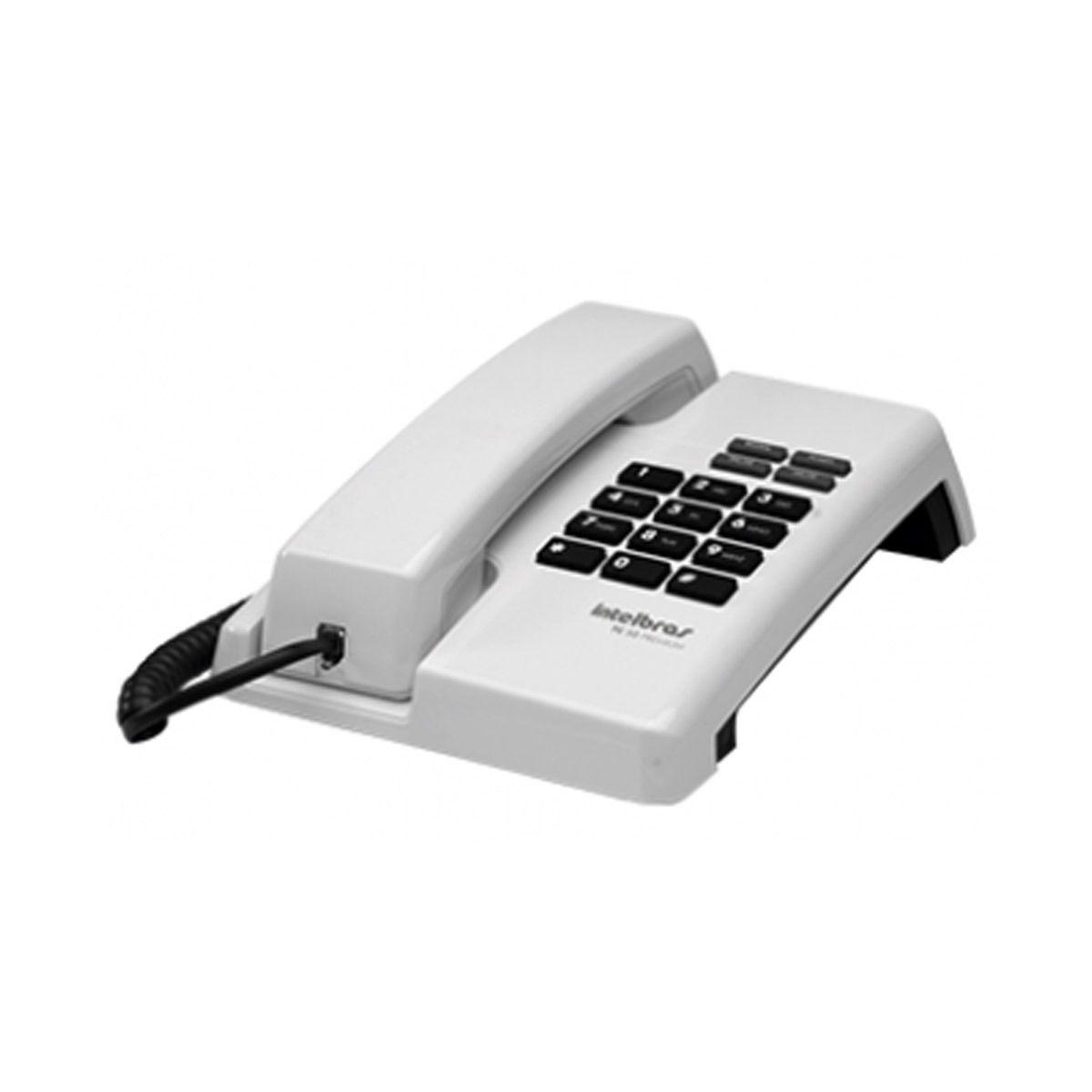 Telefone Intelbras TC 50 Premium Branco