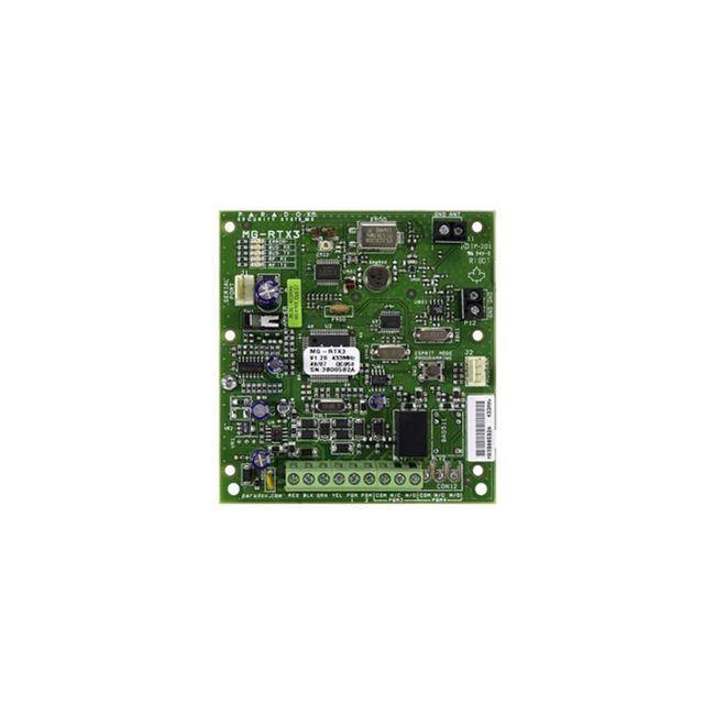 Transmissor e Receptor Sem Fio Paradox RTX3