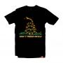 Camiseta Mata Leão Don´t Tread on BJJ