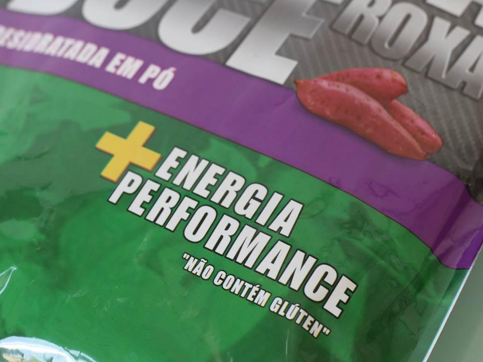 Batata Doce em Pó 500g -  Natures Nutrition