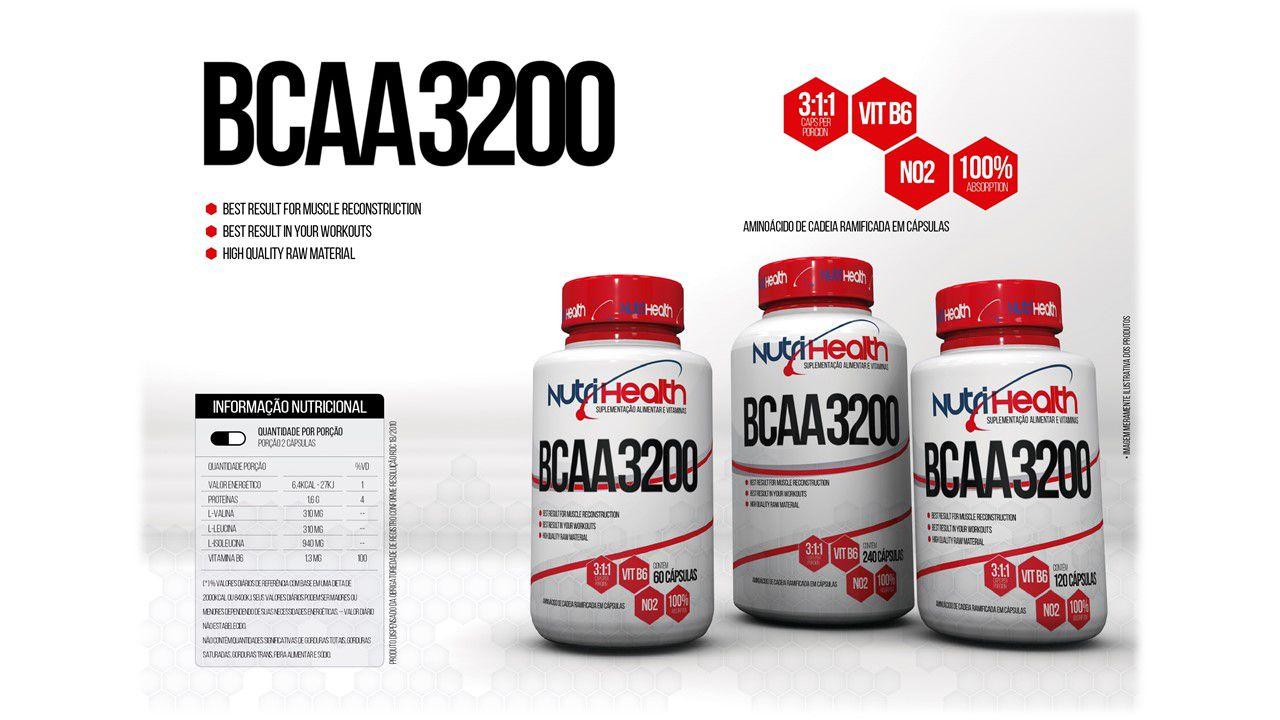 Combo 2X Whey Nature 900g + Bcaa 60 caps + Crea 150g + Coqueteleira