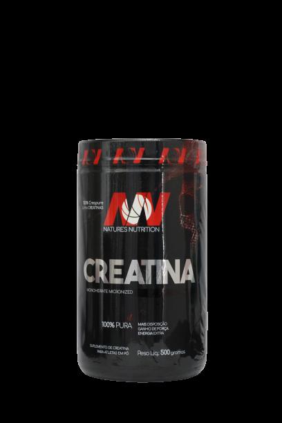 Creatina em pó 500g - Creapure - Natures Nutrition