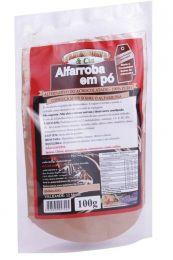 Alfarroba em pó 100g - Amendoim & Cia