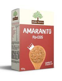 Amaranto em Flocos Orgânico 150g - Mãe Terra