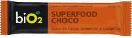 Barra Superfood Choco 38g - biO2