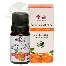 Óleo Essencial Bergamota 10ml - Arte dos Aromas