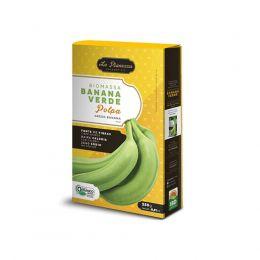 Biomassa de Banana Verde Orgânica (Polpa ou Integral) 250g - La Pianezza