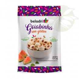 Biscoito Goiabinha Sem Glúten e Lactose 80g - Beladri Schar