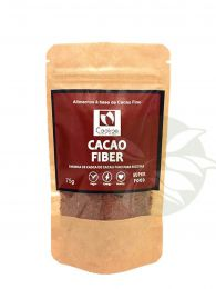 Cacao Fiber (Farinha de Cacau) 75g - Cookoa