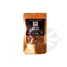 Cacao Snacks (Snacks de Cacau) 50g - Cookoa
