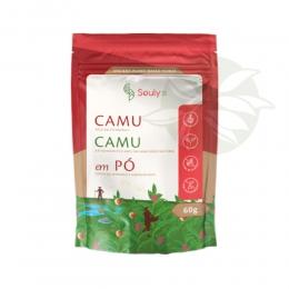 Camu Camu em Pó Agroecológico 60g - Souly
