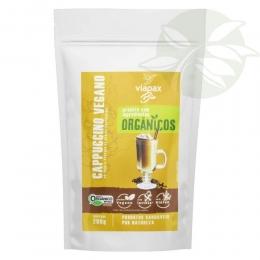Cappuccino Vegano em Pó Orgânico - Viapax