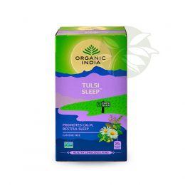 Chá Tulsi SLEEP (25 sachês) - Organic India