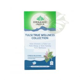 Chá Tulsi WELLNESS COLLECTION™  - 5 Sabores (25 Sachês) - Organic India™