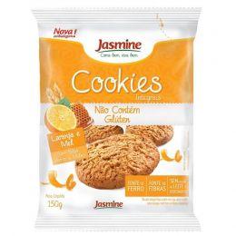 Cookies SEM GLÚTEN Laranja e Mel 150g  - Jasmine