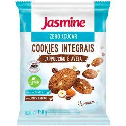 Cookies Zero Açúcar Cappuccino e Avelã 150g  - Jasmine
