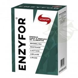 Enzimas Digestivas Enzyfor  Vitafor 30g (10 Sachês de 3g)