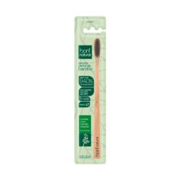 Escova Dental Biodegradável Bambu - Boni Natural