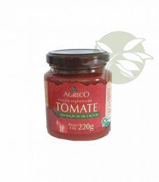 Extrato de Tomate Orgânico 220g - Agreco