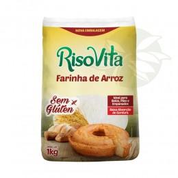 Farinha de Arroz 1Kg - Risovita