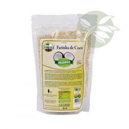 Farinha de Coco Orgânica 200g  - Finococo
