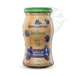 Geleia de Blueberry (Mirtilo) Wellness - 250g Queensberry