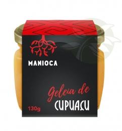 Geleia de Cupuaçu 100% Natural 130g - Manioca