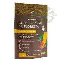 Golden Cacau da Floresta 60g (Bebidas de Poder)  - Viva Regenera