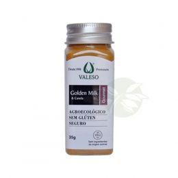 Golden Milk & Canela (Leite Dourado) 35g - Valeso